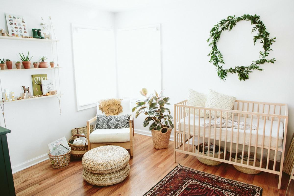 Baby Boy S Nursery Inspiration
